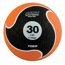 Champion 30 lb Rhino Elite Medicine Ball, PRM30