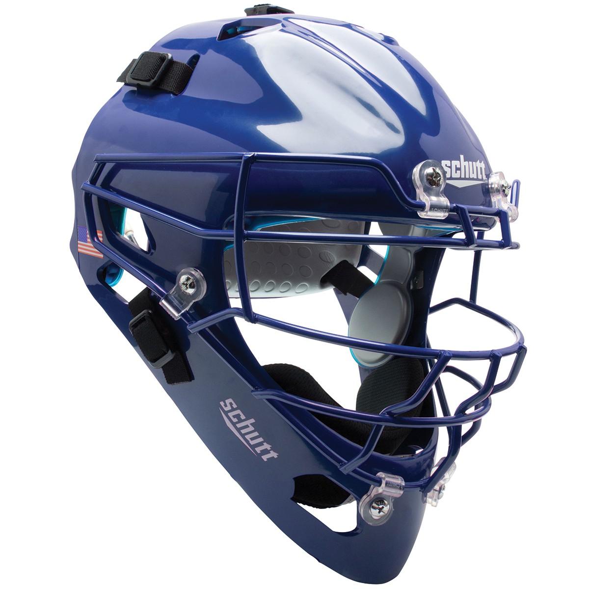 Schutt 2966 Air Maxx Catchers Helmet Molded