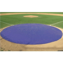 FieldSaver 26' diameter Home Plate Cover, VINYL