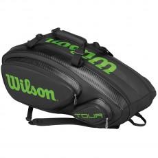 Wilson Tour V 9 Pack Tennis Bag, 30 x 12 x 13