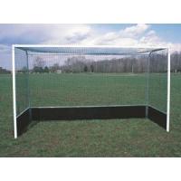 GOAL OFH2 Official Field Hockey Goals w/  Steel Bottom Boards (pair)