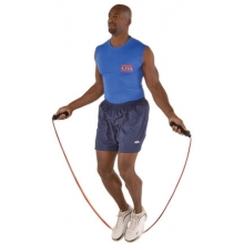 Power Systems 35799-03-9F PowerRope Weighted Jump Rope, 9', 3 lb.