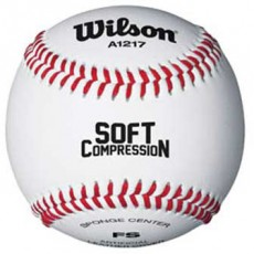 Wilson WTA1217B Soft Core Youth Baseballs, dz
