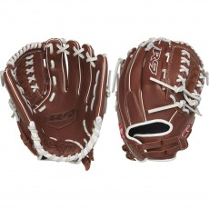 "Rawlings 12"" R9 Fastpitch Softball Glove, R9SB120FS-18DB-6/0"