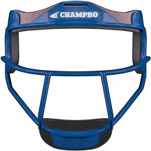 Champro ADULT Grill Softball Fielder's Face Guard, CM01