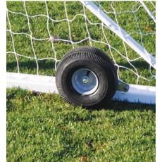 Jaypro Set of 4 Nova Soccer Goal Wheel Kit (fits 2 goals) NSGWK