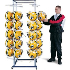 Jaypro 56 Helmet Football Stackmaster Cart, H-1