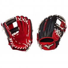 "Mizuno 11.5"" Global Elite Baseball Glove, GGE63"