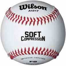 Wilson WTA1217B Soft Core Youth Baseballs, dz