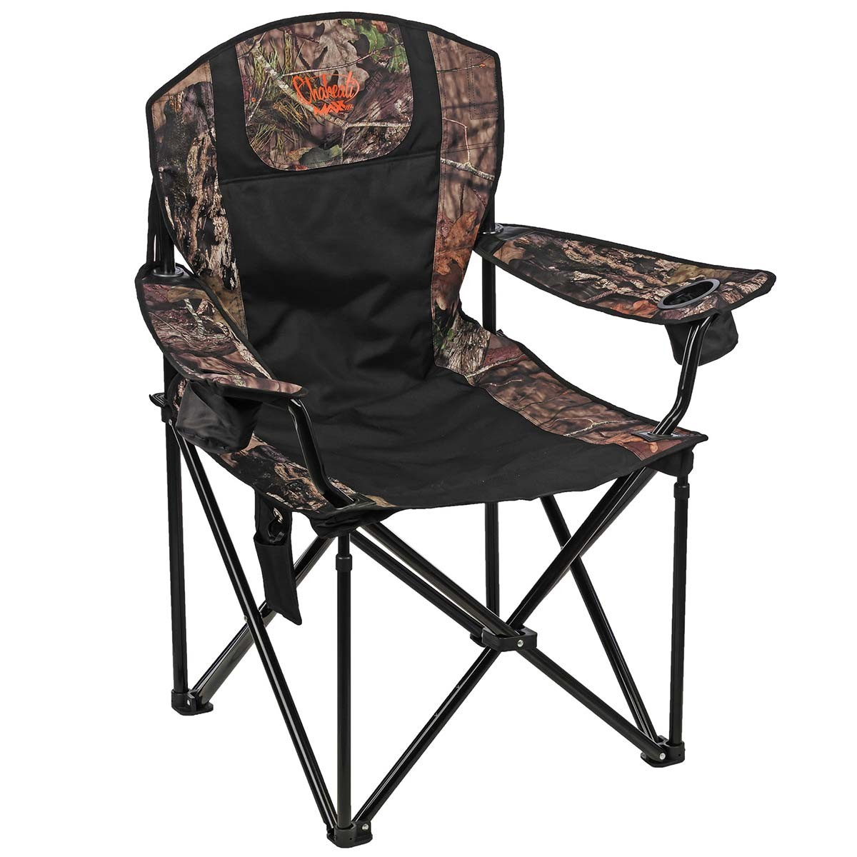 Chaheati Mossy Oak Maxx Heated Folding Chair A00 052