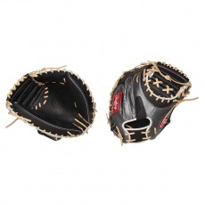 "Rawlings 34"" Hyper Shell Heart of the Hide Catcher's Mitt, PROCM41BCF"