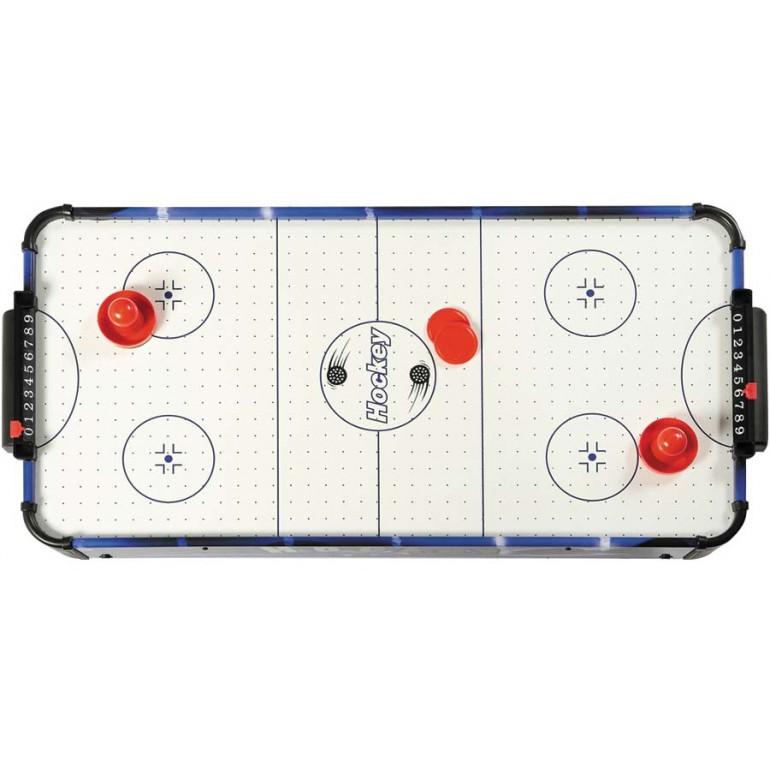 Sensational Carmelli Blue Line 32 Table Top Air Hockey Table Download Free Architecture Designs Lectubocepmadebymaigaardcom