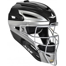 All Star MVP2500TT Two-Toned Catcher's Helmet, ADULT