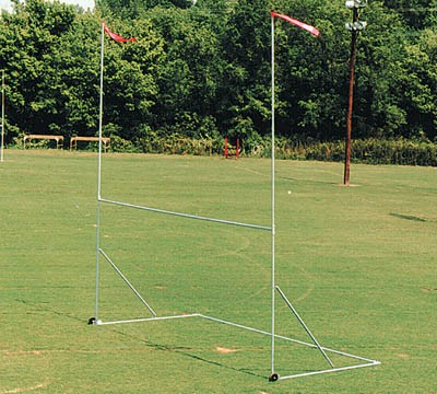 Jaypro Portable High School Practice Football Goal Post