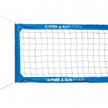Park & Sun Pro Outdoor Volleyball Net w/ Steel Cable
