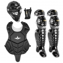 All Star Age 9-12 League Series NOCSAE Catcher's Gear Kit