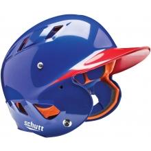 Custom Schutt AiR-5.6 FITTED Standard Batting Helmet, 2-COLOR