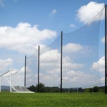 Kwik Goal 20'Hx65'L Soccer Backstop Netting System, 7B101