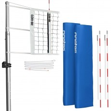 Porter Powr-Line STANDARD Volleyball Net System Package