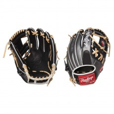 "Rawlings 11.5"" Hyper Shell Heart of the Hide Baseball Glove, PRO204-2BCF"