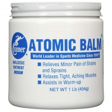 Cramer Atomic Balm Analgesic Ointment, 1lb JAR