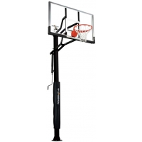 "Silverback SB60 In-ground Residential Basketball Hoop w/ 60"" x 33"" Board"
