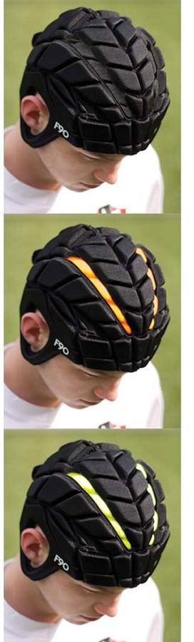 ca8aca8b270 Full 90 FN1 Soccer Goalkeeper Headgear Player Helmet