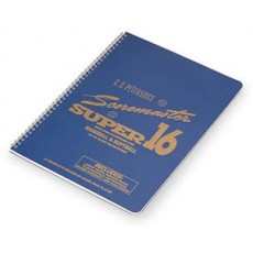 Super 16 Baseball / Softball Scorebook