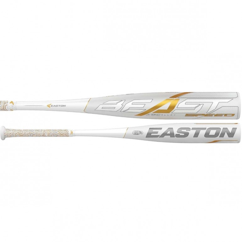 2019 Easton Beast Speed -10 (2-5/8) USSSA Baseball Bat, SL19BS108