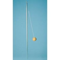 Jaypro One-Piece Semi-Permanent/Permanent Tetherball Pole, TBP-200
