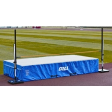 "Gill Essentials NFHS High Jump Landing Pit Valuepack 16'Lx8'Wx24""H, VP405"
