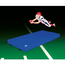 "Fisher 5'W x 10'L x 8""H Football Landing Mat, LM810"