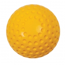 "Champion 11"" Dimpled Pitching Machine Softballs, DS11"