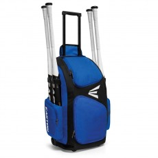 "Easton Traveler Stand-Up Wheeled Bag, 24.5""H x 18""W x 11""D"