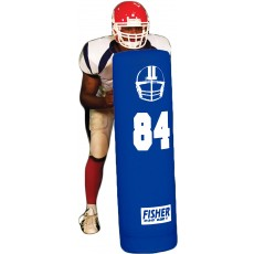 "Fisher 48""H Stand up Football Dummy, 14"" Dia., SUD-4814"