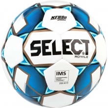 Select Royale NFHS Soccer Ball, size 5