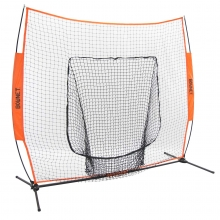 BOWNET BowBMX Big Mouth X Baseball / Softball Catch Net