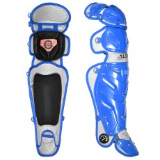 All Star LG30WPRO System 7 Adult Leg Guards, 16.5""
