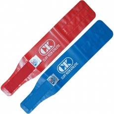 Cliff Keen Freestyle Wrestling Ankle Bands, 2 Red/2 Blue