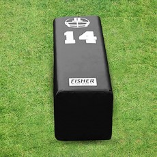 Fisher 14''H x 14''W x 50''L Stepover Football Dummy, SD14