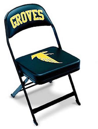 Clarin Basketball Sideline Chair w/ 3  Cushion 2 COLOR LOGO  sc 1 st  Anthem Sports & Clarin Basketball Sideline Chair w/ 3