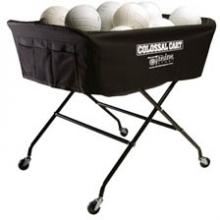 Tandem Sport Colossal Volleyball Ball Cart