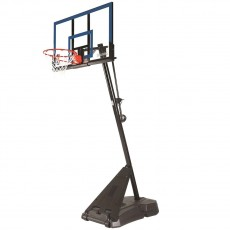 "Spalding Hercules Extraheight 50"" Portable Basketball Hoop"