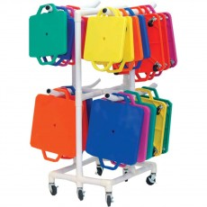 Champion ABS Gym Scooter Storage Cart