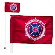 Kwik Goal Custom Official Corner Flag (Upright & Flag)