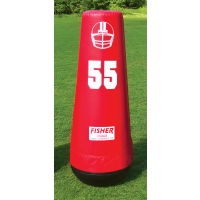 "Fisher 10155 Varsity Football Pop-Up Dummy, 60""H"