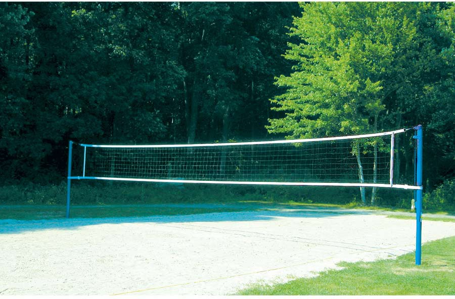 Jaypro Ocv 900 Outdoor Competition Volleyball Net System