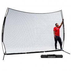 POWERNET 9'Hx12'W Portable Barrier Sport Net
