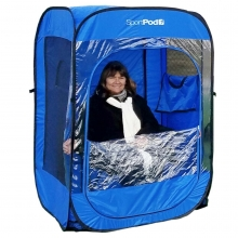 SoloPod™ All-Weather SportPod™ Pop Up Chair Tent