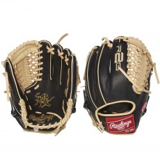 "Rawlings 11.75"" Heart Of The Hide R2G Infield Baseball Glove, PROR205-4BC"